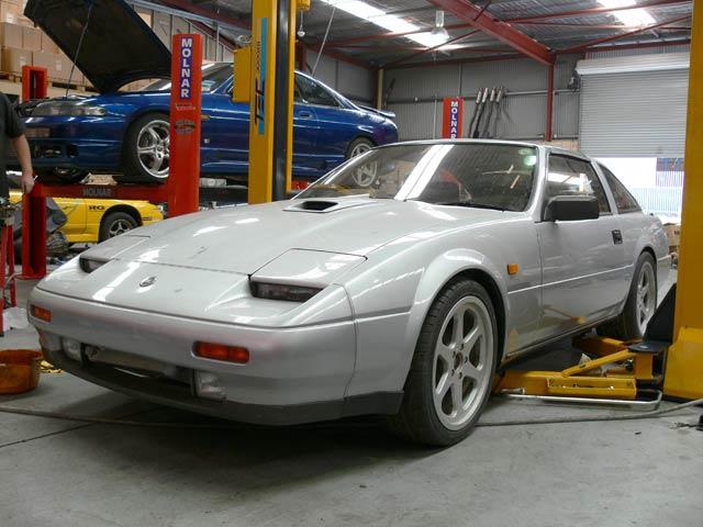 Nissan 200ZR-II