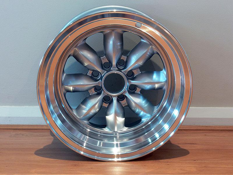 XXR/Sportmax 513 - 15x8+0 (Silver)
