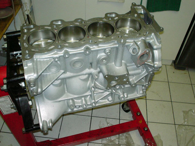 SR20 Engine Block