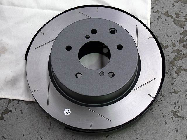 DBA4000 (4929) Rotor sitting in shield