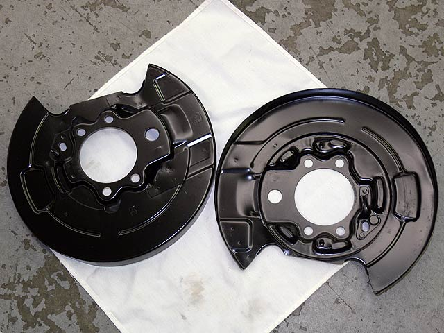 R33 GT-R Rear Brake Disc Shield