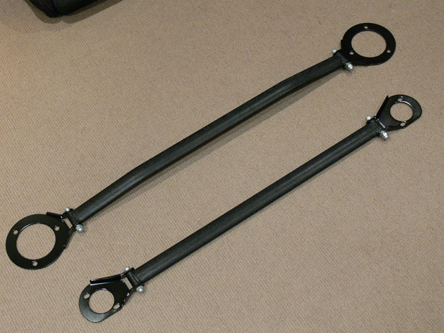 Cusco OS Type Strut Tower Brace (Refinished)