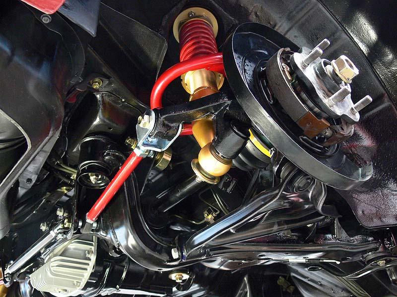 S13 Rear Underbody