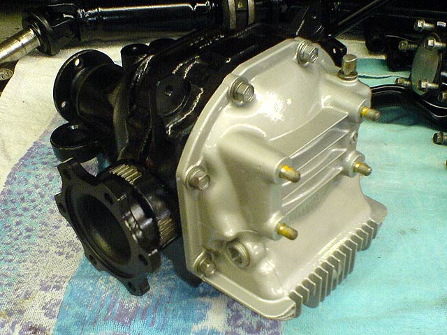 GT-R Diff with S13 Rear Cover