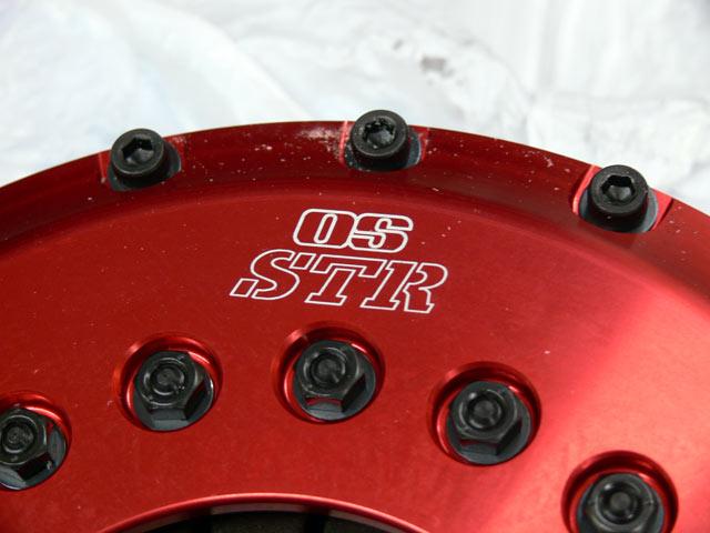OS Giken STR Logo