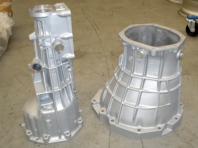 Renovated S13 Gearbox Housings