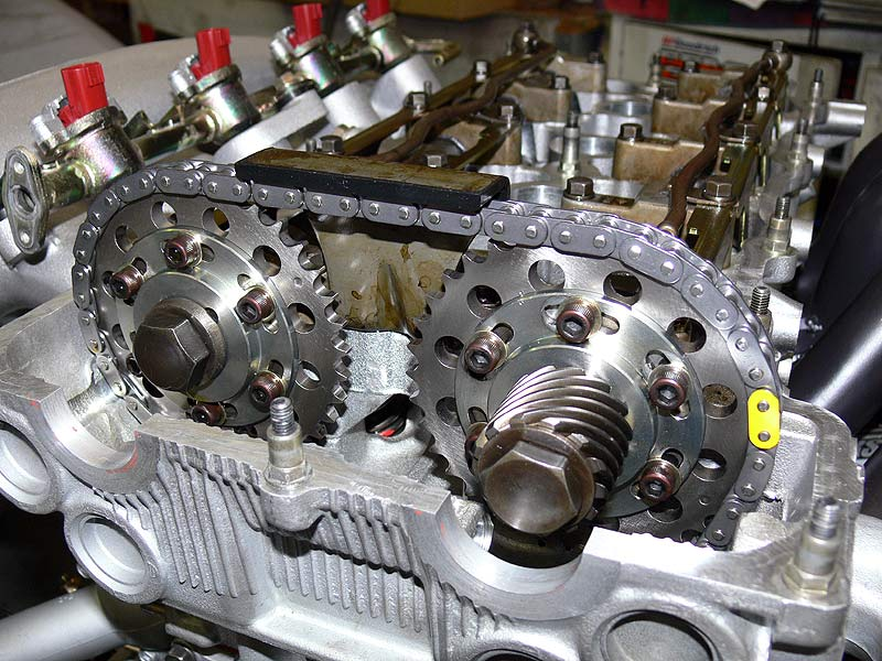 SR20DET Adjustable Cam Gears