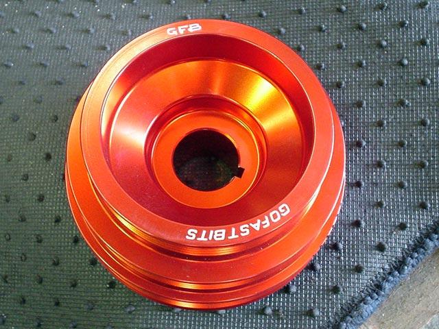 GFB Lightweight Crank Pulley