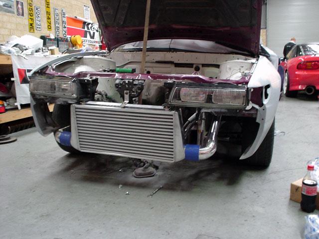 Hybrid GT Spec Intercooler