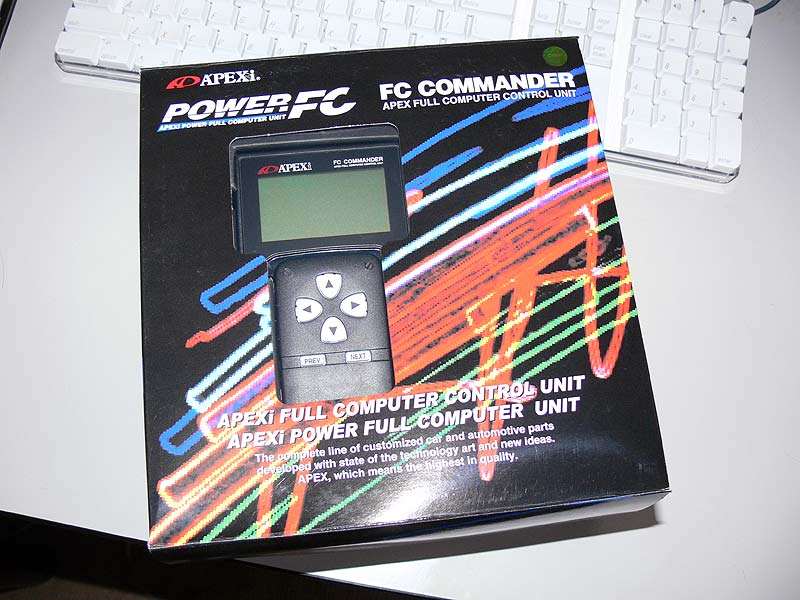 Apexi Power FC Box
