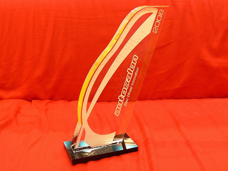 Sillbeer wins Perth Autosalon 2008 - Best Wheel Innovation