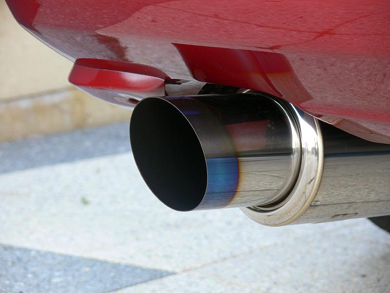 g-FORDAN Exhaust Tip