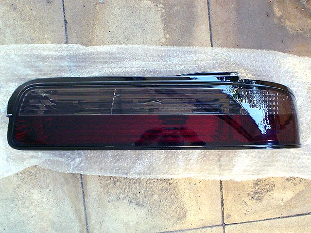 Smoked Tail Lights (Lense)