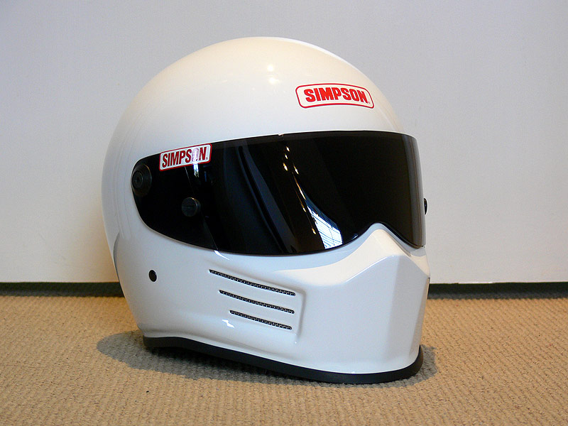Simpson Super Bandit (The Stig version)
