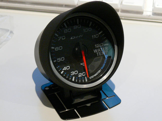 Defi-Link Single Meter Visor