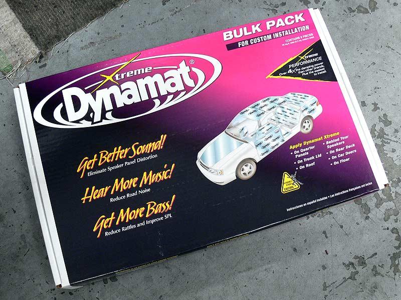 Dynamat Bulk Pack