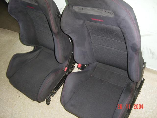Recaro SR-II from Honda Integra Type-R