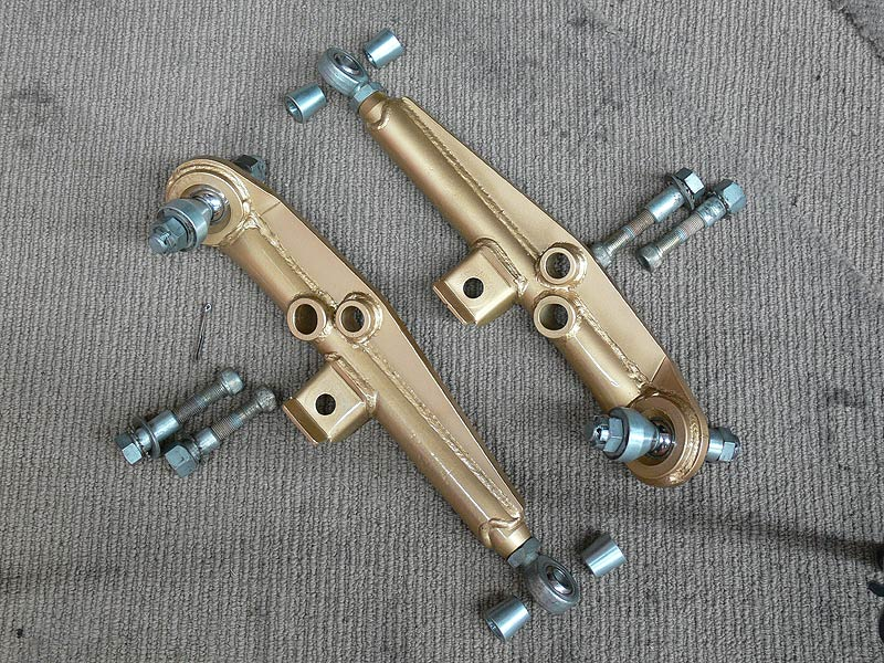 Ikeya Formula Front Adjustable Lower Control Arms