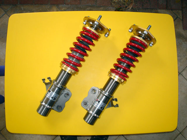 RG JTC'N1 Damper V-Stage Coilovers