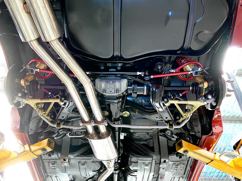 s13 diff in an s14?? - Zilvia net Forums   Nissan 240SX
