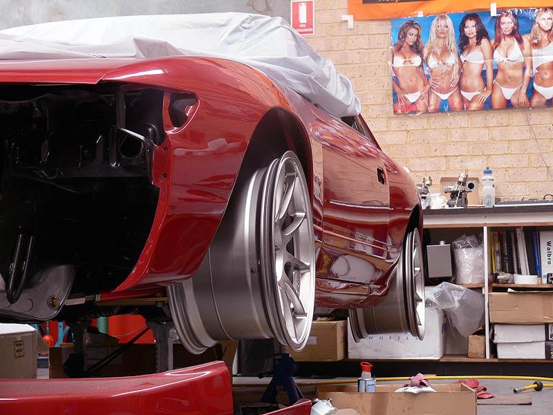 Silvia Muscle Car