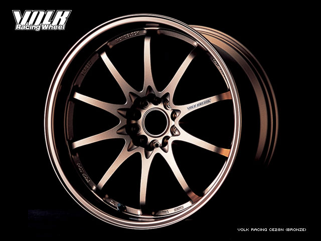 Volk Racing CE28N (10-spoke)